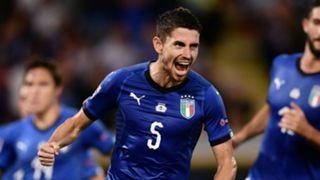 Jorginho Italy UEFA Nations League 2018