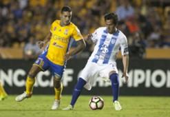 Ismael Sosa, Tigres, Jonathan Urretaviscaya, Pachuca, CCL, 04182017