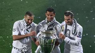 BBC Real madrid