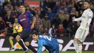 Real Madrid Barcelona 28102018