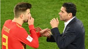 Pique Hierro Espanha Marrocos Copa do Mundo 25 06 2018