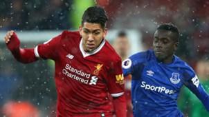 Roberto Firmino Liverpool Idrissa Gueye 101217