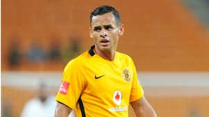 Gustavo Paez of Kaizer Chiefs