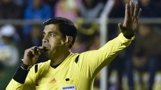 Enrique Caceres Arbitro Paraguayo Copa del Mundo 2018