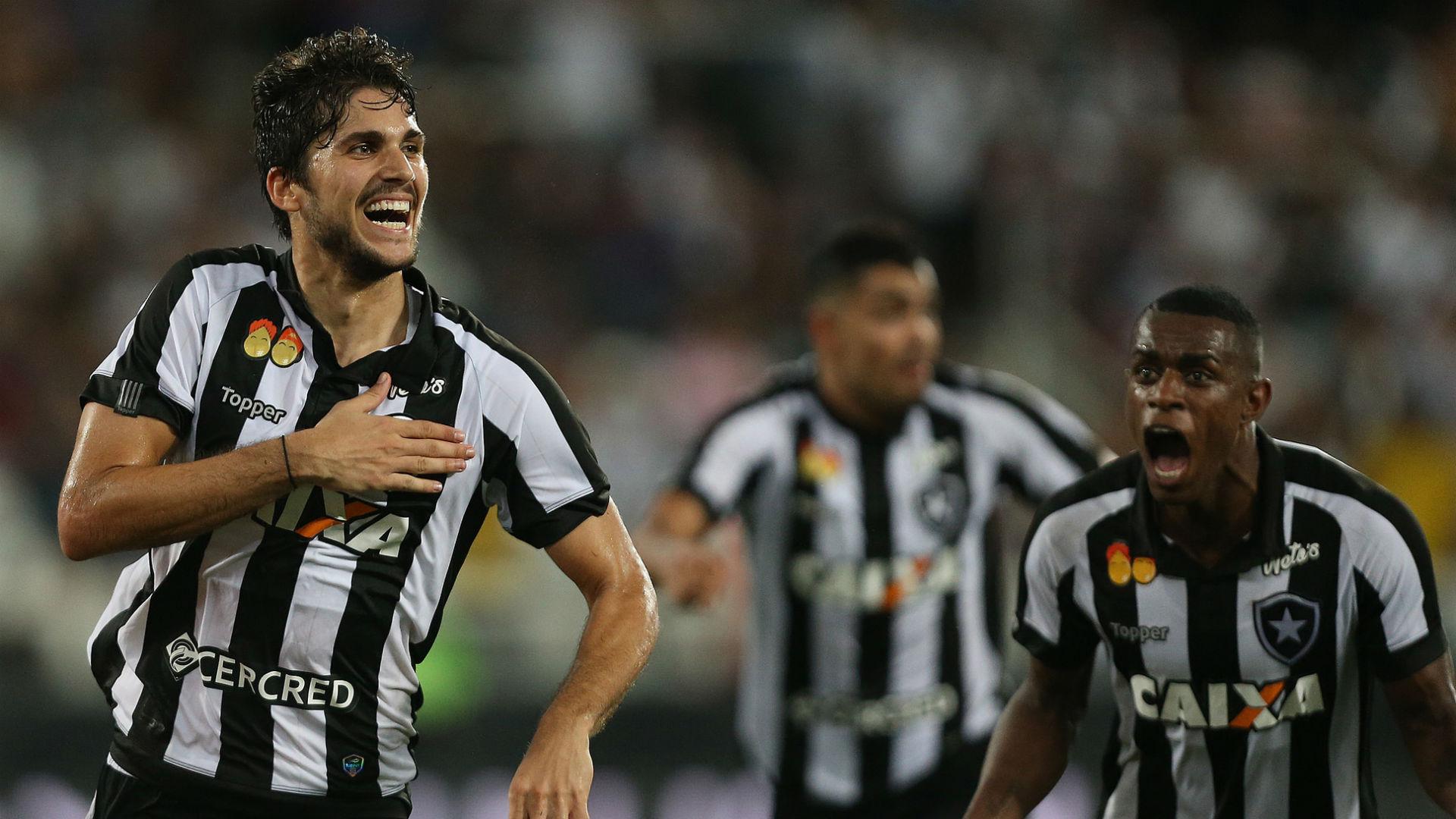 Igor Rabello Marcelo Benevenuto Botafogo Vasco Carioca 24 03 2018