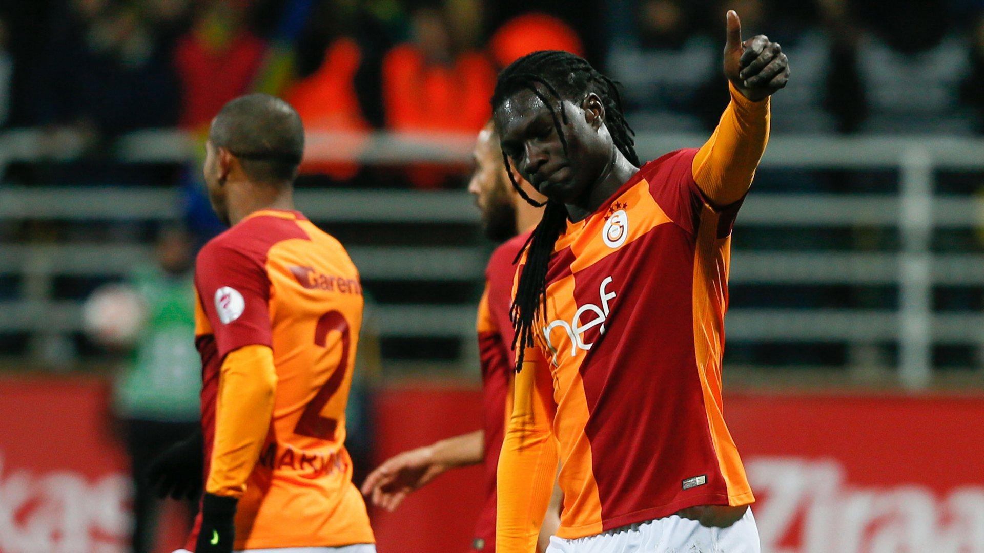 Bafetimbi Gomis Galatasaray ZTK 01182018