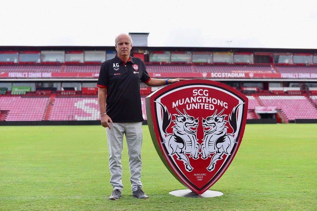 Alexandre Gama Muangthong United Thai League