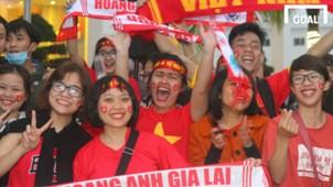 CĐV Việt Nam ở Đà Nẵng