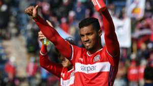 Johan Kappelhof Chicago Fire
