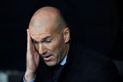 Zidane Real Madrid Las Palmas LaLiga