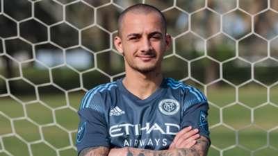 Alesandru Mitrita MLS NYCFC