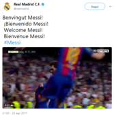 Screenshot Messi Real Madrid