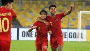 Amiruddin Bagas & Andre Oktaviansyah - Indonesia U-16