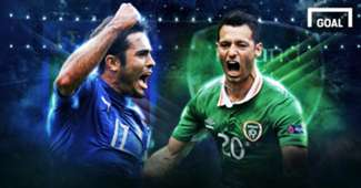 GFX Italy - Republic of Ireland