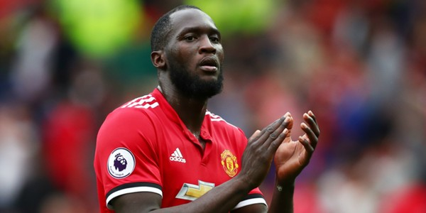 Romelu Lukaku Manchester United West Ham United Premier League 08132017