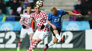 Marko Pjaca Estonia Croatia