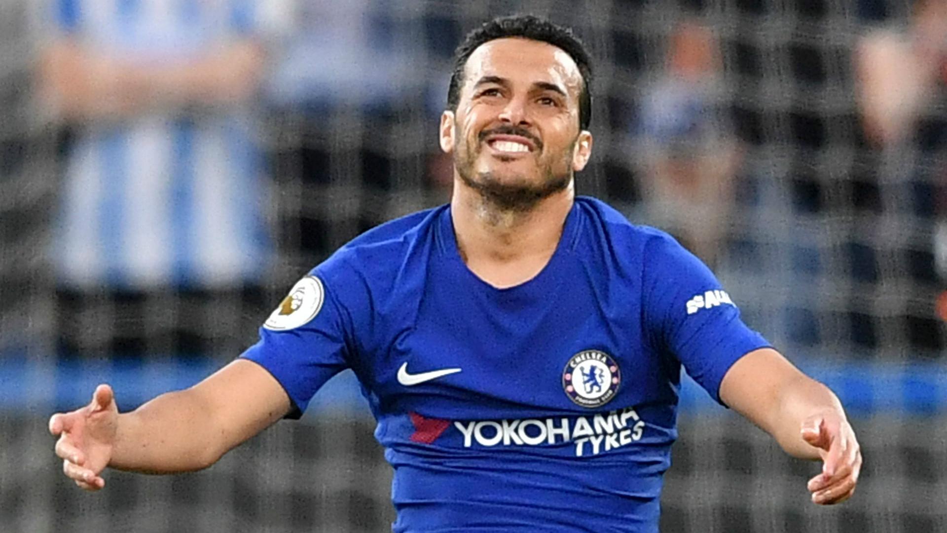 Pedro Chelsea 2017-18