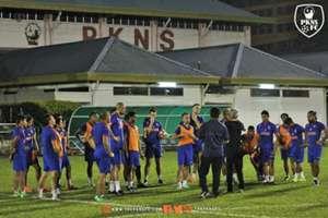 PKNS FC, 2018