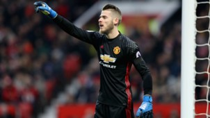 Clean sheets_De Gea