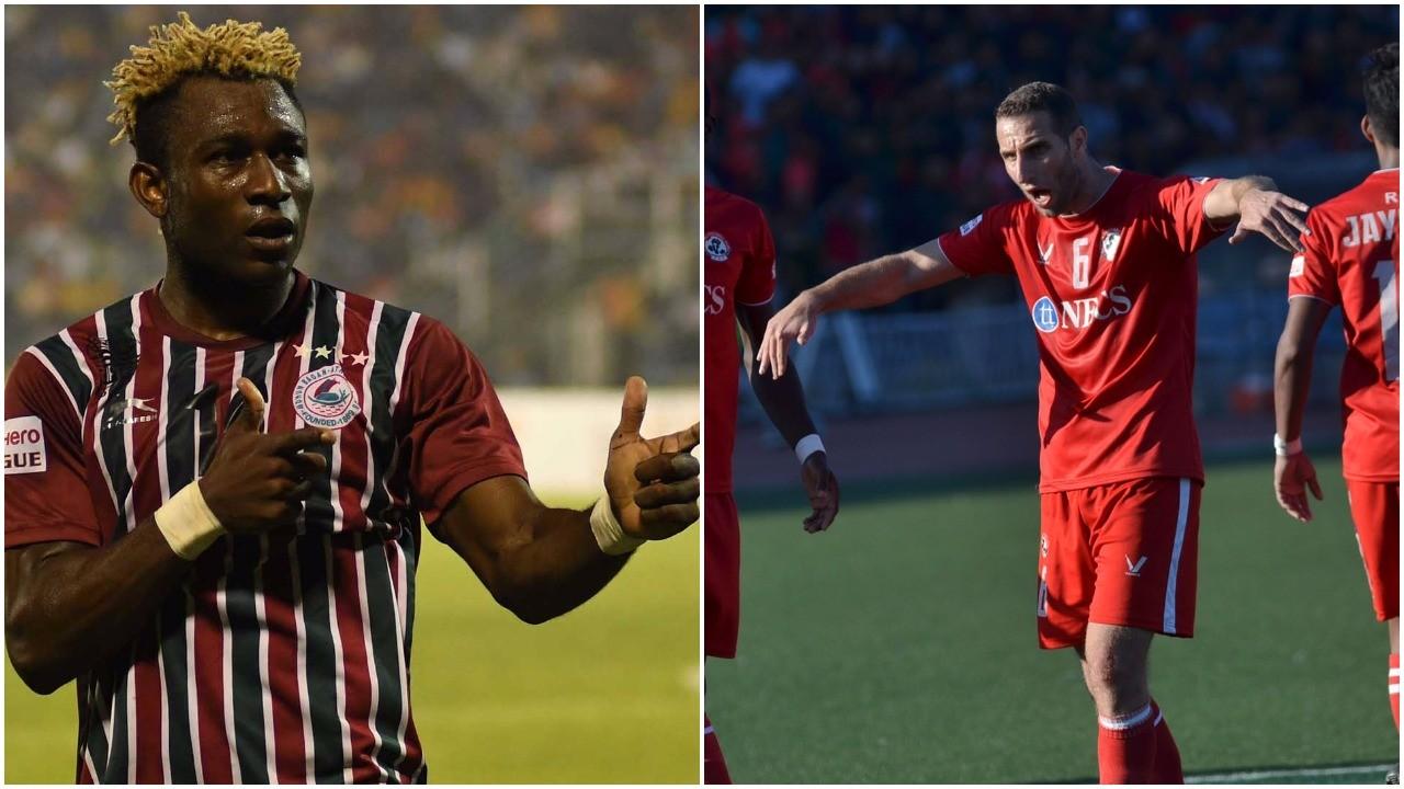 I-League Special - Aizawl vs. Mohun Bagan