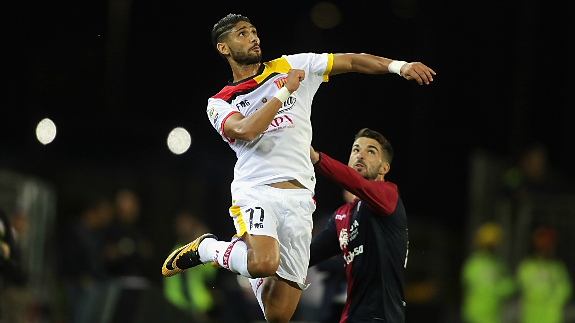 Benevento, De Zerbi vuole una prova di carattere contro l'Atalanta