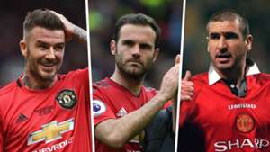 Mata: Following in footsteps of Man Utd legends Beckham, Cantona, Giggs & Scholes is 'surreal'