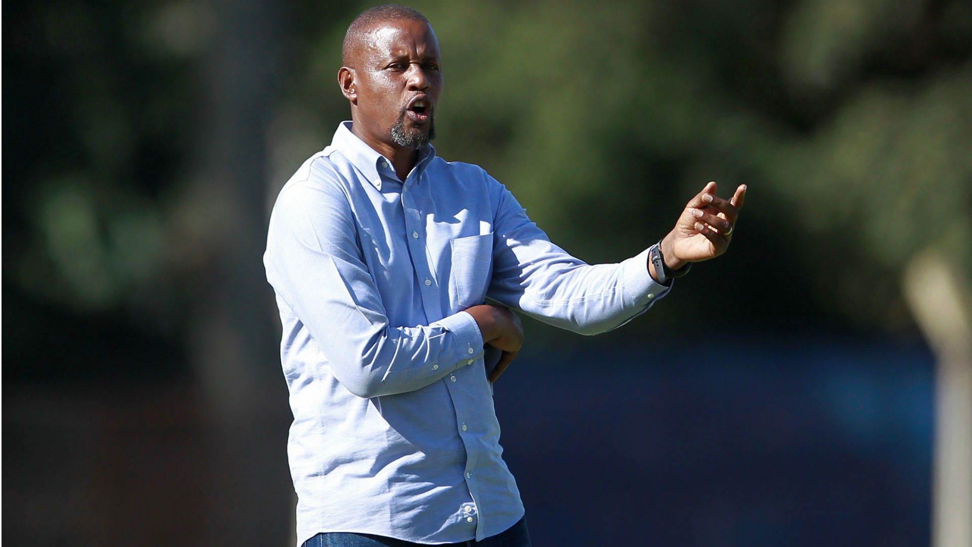 AFC Leopards coach Casa Mbungo.