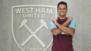 Chicharito West Ham United