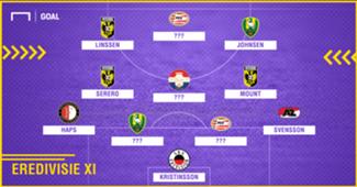 Omnisport Eredivisie Team van de Week 31