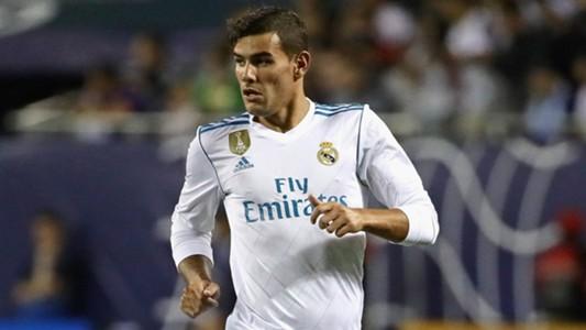 Theo Hernandez Real Madrid