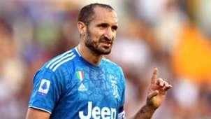 Giorgio Chiellini Juventus 2019-20
