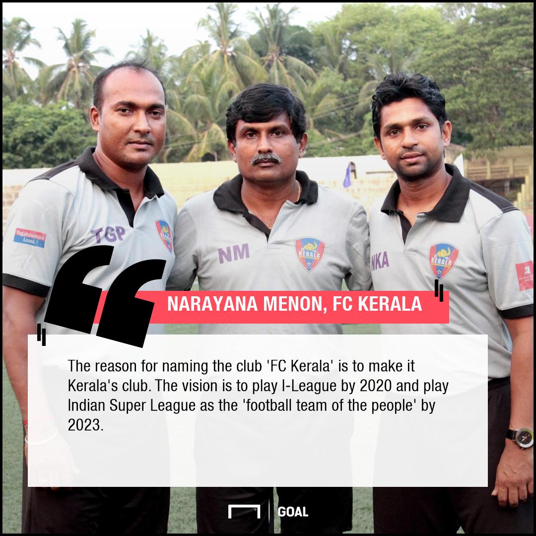 FC Kerala GFX