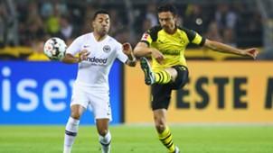 Borussia Dortmund Eintracht Frankfurt Marco Fabian Thomas Delaney 14092018