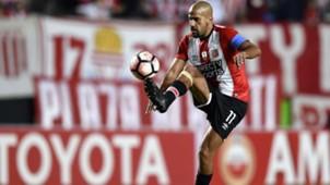Juan Sebastian Veron Estudiantes Atletico Nacional Copa Libertadores 19042017