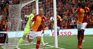 Sofiane Feghouli Galatasaray Basaksehir Turkish Super League 05/19/19