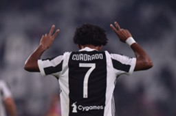 Juan Cuadrado Juvenuts gol Spal 25102017