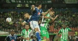 Atlético Nacional - Millonarios LIga Águila 2018-II