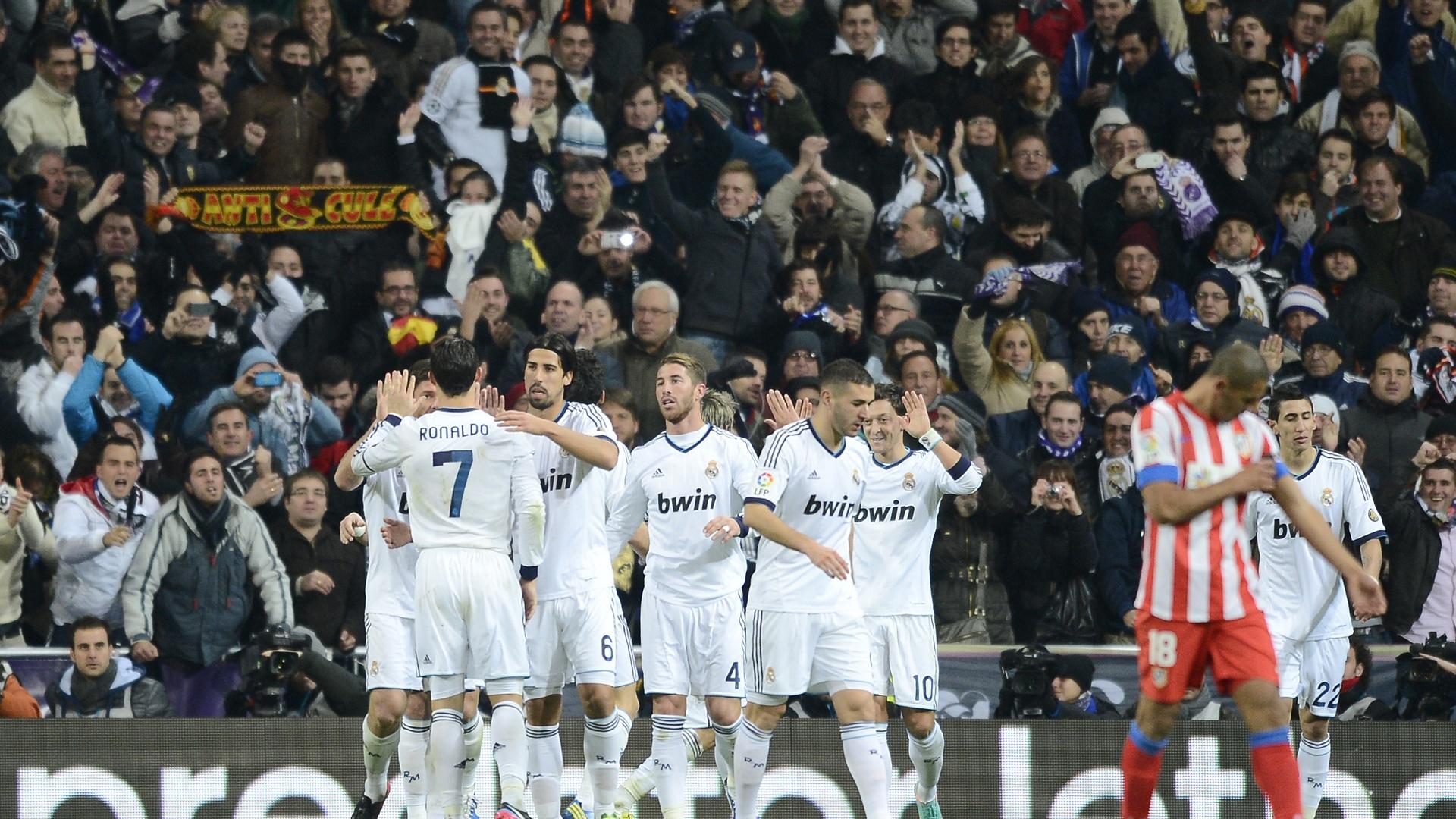 Derby Madrid 2012