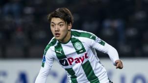 Ritsu Doan, FC Groningen, 02162018