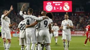 Real Madrid Girona 26/08