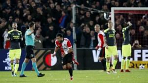 Feyenoord - PSV, KNVB Beker 01312018
