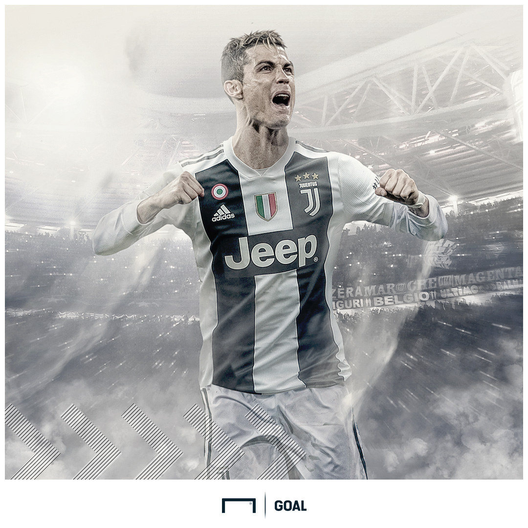 Cristiano Ronaldo signs for Juventus from Real Madrid