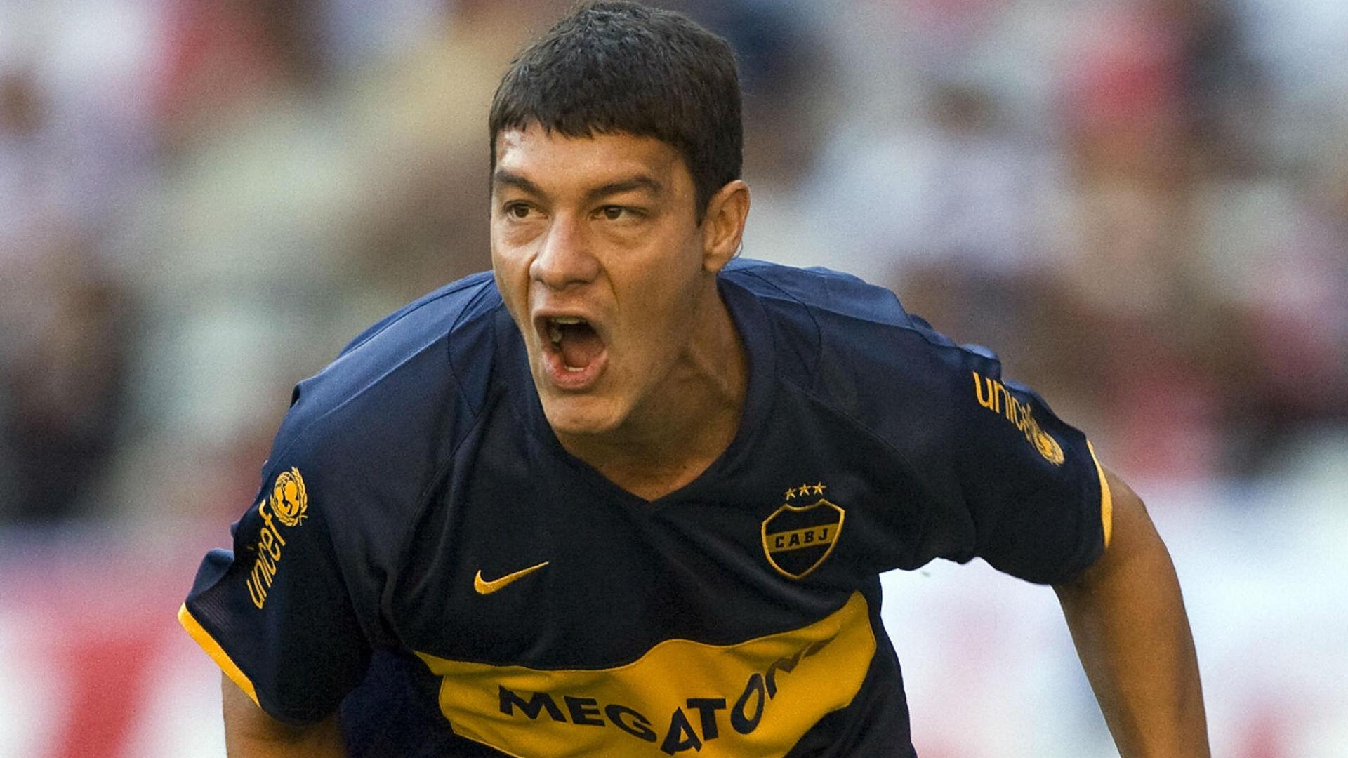 Sebastian Battaglia Boca Juniors
