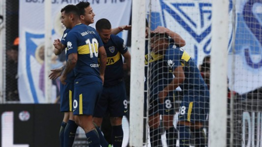 Velez Boca Superliga Argentina 23092017