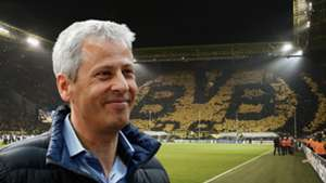 GFX Lucien Favre Borussia Dortmund