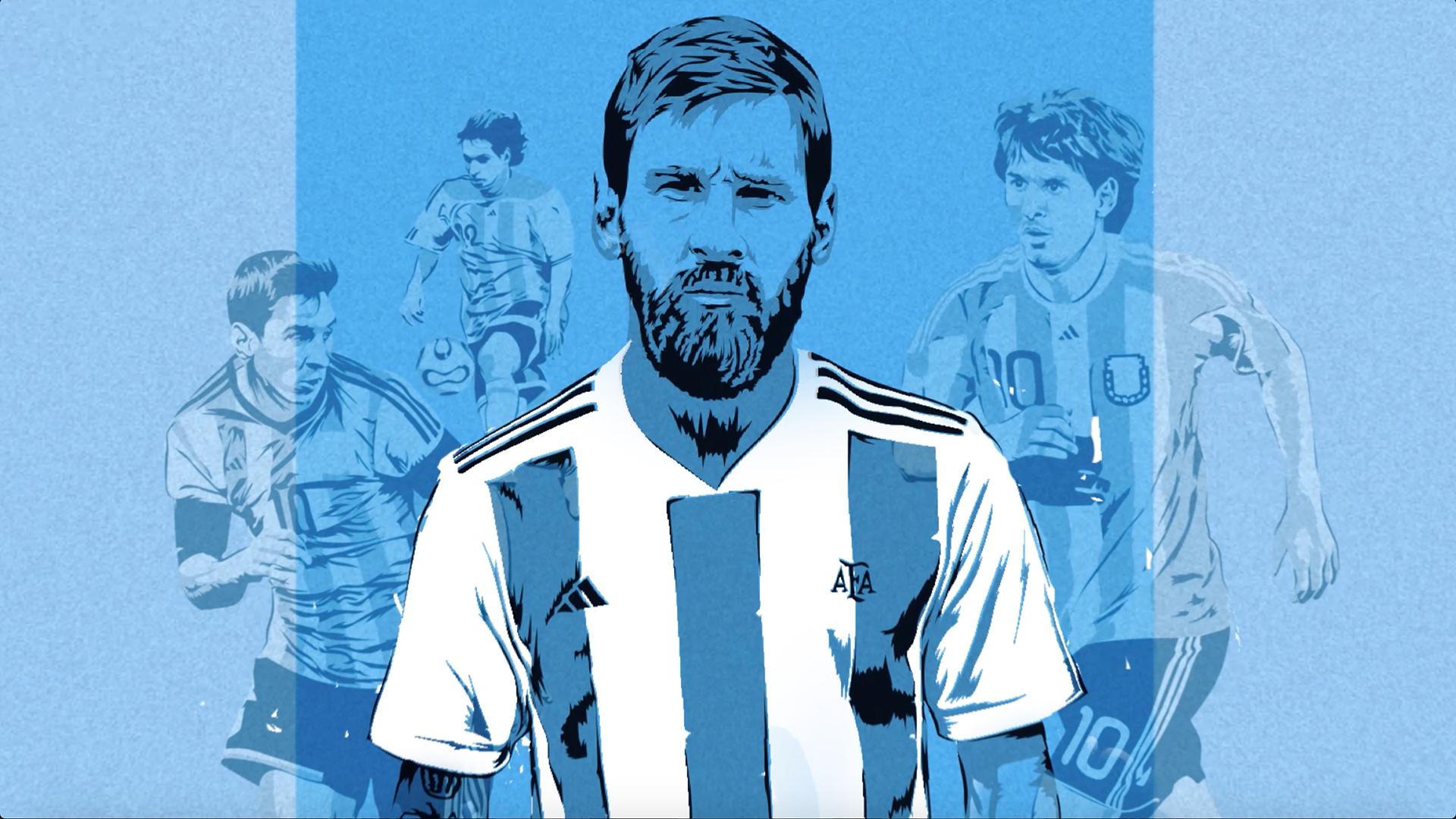 Lionel Messi XD GFX