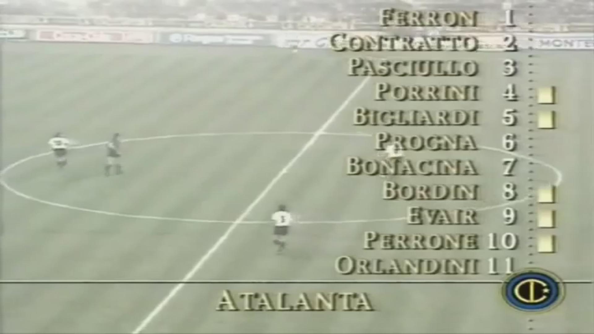 Chievo-Atalanta 1-1. Gomez riprende Bastien