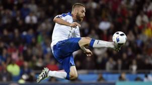 Daniele De Rossi Italy Belgium Euro 2016