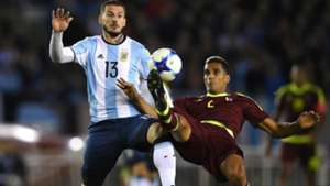 Argentina Venezuela Eliminatorias Sudamericanas 05092017
