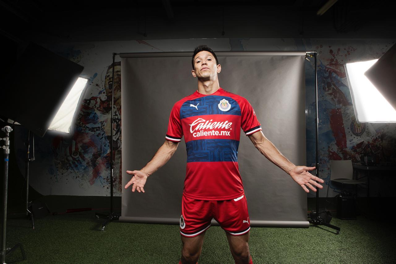 Playera Chivas Apertura 2019